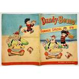 Dandy-Beano Summer Special 1 (1963). The first DC Thomson publication to combine Beano and Dandy