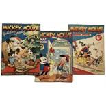 Mickey Mouse Holiday/Xmas Specials (1937, 1938, 1939). Starring Mickey, Donald and the Disney