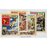 Eagle Vol 10 (1959) 1-45. Complete year (seven issues lost to printers' strike in July and August