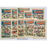 Dandy (1940-49) 153, 170, 230 Xmas (trimmed), 239, 248, 250, 263 April Fool (trimmed), 265, 293,