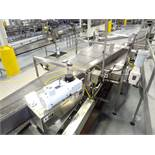 Tabletop Conveyor System for 500 BPM Line, Includes Approx 96ft of Single | Loc: IN | Rig Fee: $1000