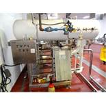 Alfa Laval M10-BWFD Ammonia Plate and Frame Heat Exchanger, 408 Sqft of C | Loc: IN | Rig Fee: $400