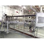 Simplimatic Sure Grip Low Level Bottle Rinser, A&E Conveyor, Pur Rinse Io | Loc: IN | Rig Fee: $950