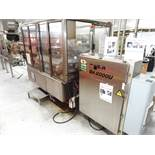 B&H Labeling Model BH8000U Roll Feed Labeler, Includes Nordson 3500 Hotme | Loc: IN | Rig Fee: $750