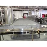 Simplimatic Bi-Directional Accumulation Table, 7.5ft x 23ft-6in, Stainles | Loc: IN | Rig Fee: $800