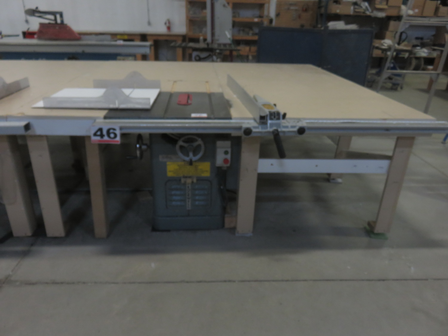 "ROCKWELL 34462 10"" TABLE SAW - Image 2 of 2"