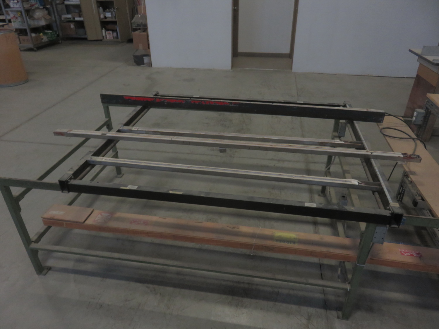 """CUSTOMER 50"""" X 50"""" THERMAL FORMING STATION W/ FTM INC CONTROL - Image 2 of 2"""