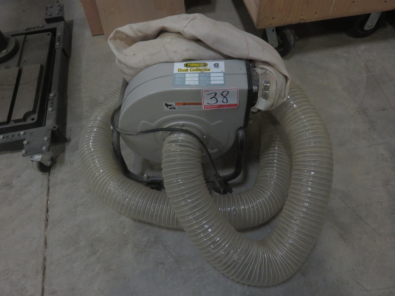 TRADEMASTER PR25902 BAG TYPE DUST COLLECTOR (120V)