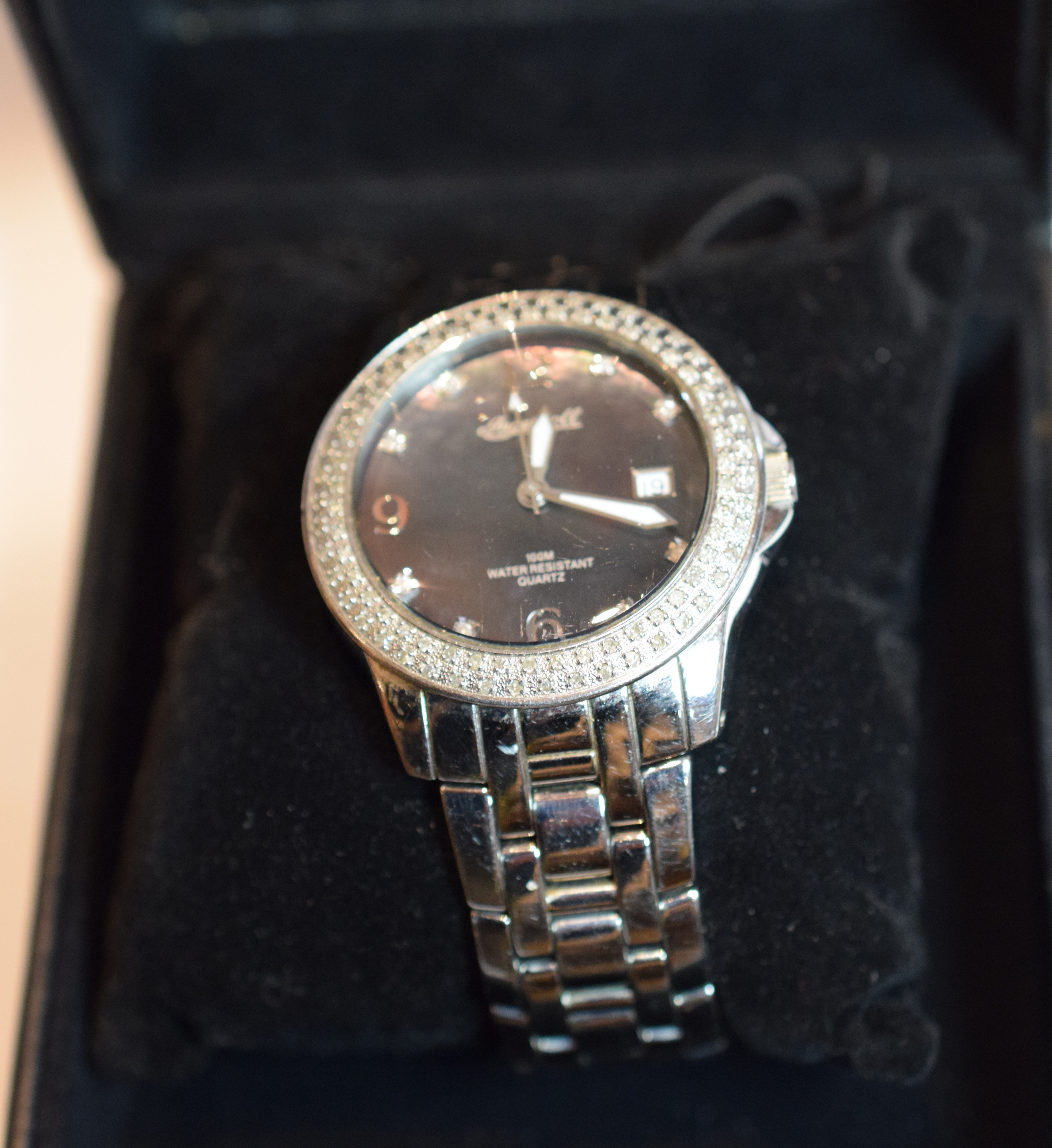 Ingersoll Diamond Watch Price