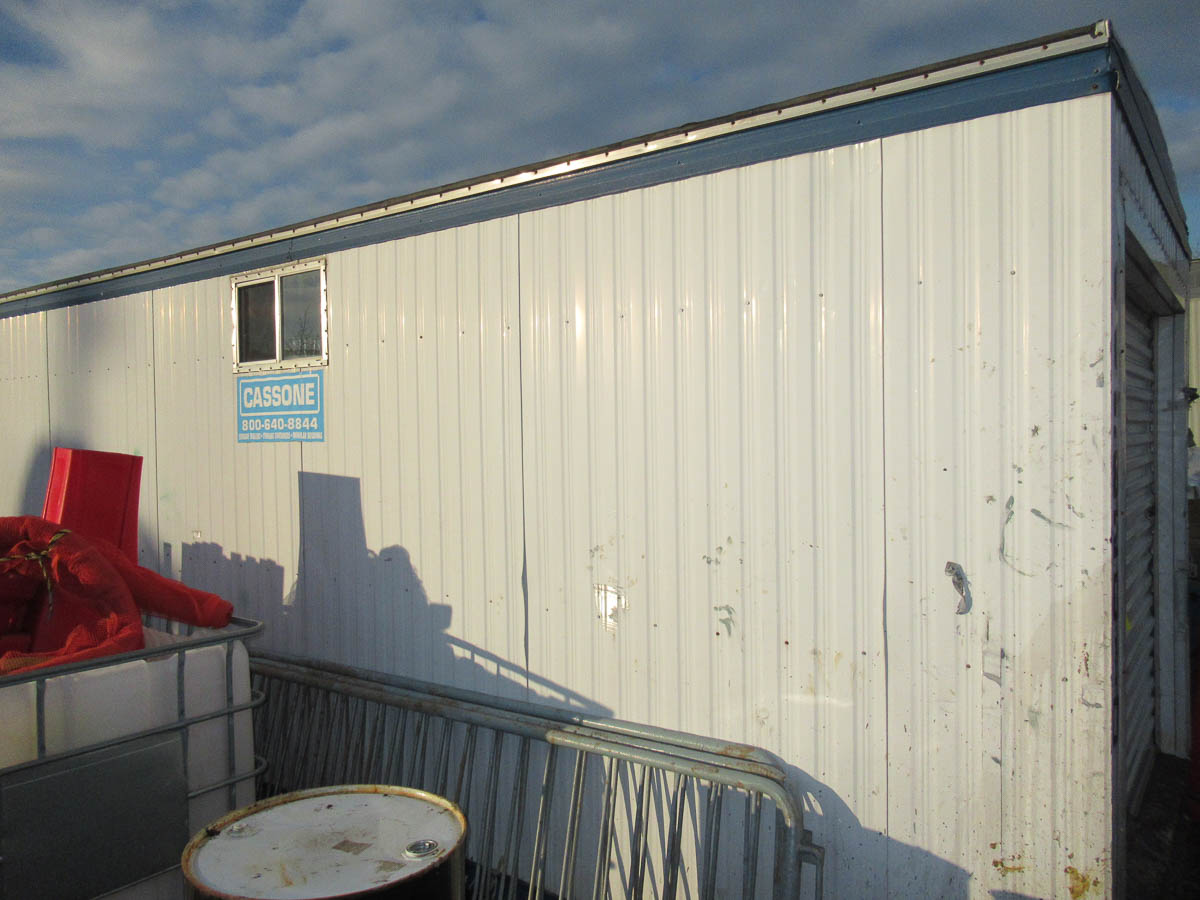 APPROXIMATELY 14' INSULATED CONTAINER / TRAILER [LOCATED @ MARINE PARKWAY BRIDGE - QUEENS SIDE] - Image 3 of 4