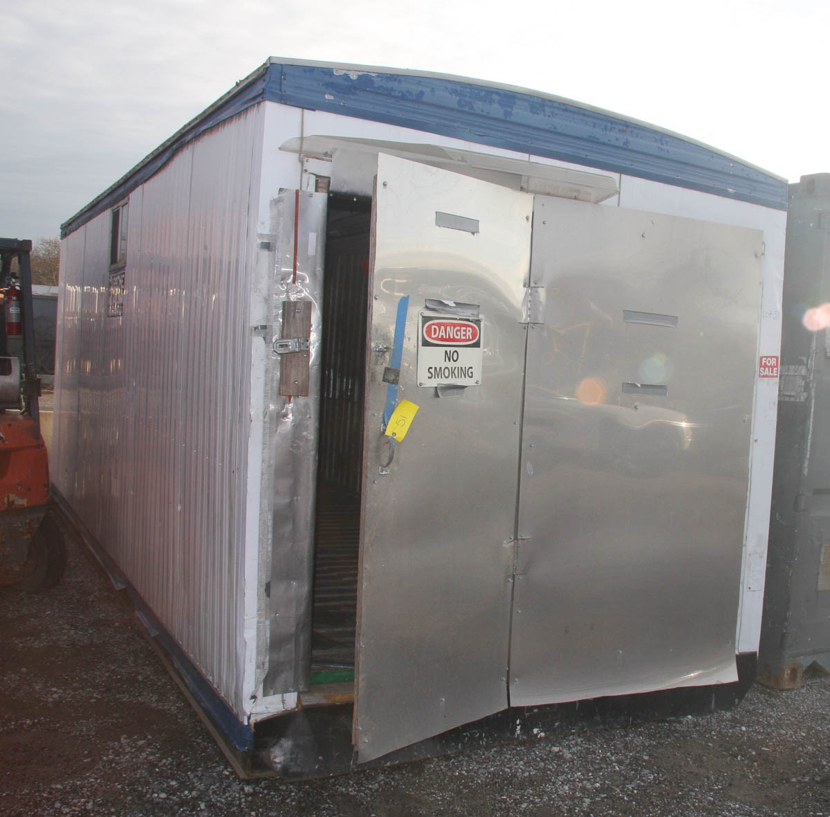 20' STORAGE UNIT [LOCATED @ 6 CANAL ROAD, PELHAM, NY (BRONX)]
