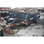 14' BRI-MAR TRAILER (WTD3) (NO CONTENTS; TRAILER ONLY) [LOCATED @ KEM YARD - PELHAM MANOR, BRONX,