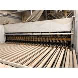 CEFLA PANEL FLIPPER (WITH INFEED AND OUTFEED BELT CONVEYORS)