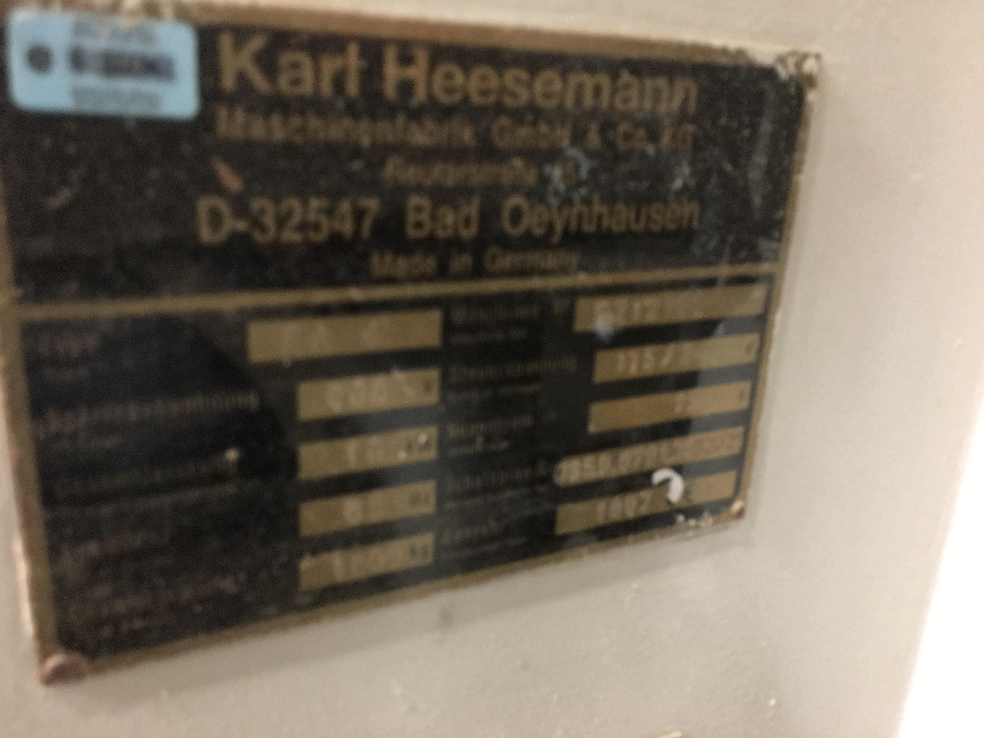 HEESEMANN PANEL CLEANING BRUSH - Image 2 of 5