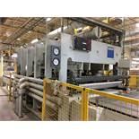 WEMHONER PRESS including infeed conveyor outfeed conveyor