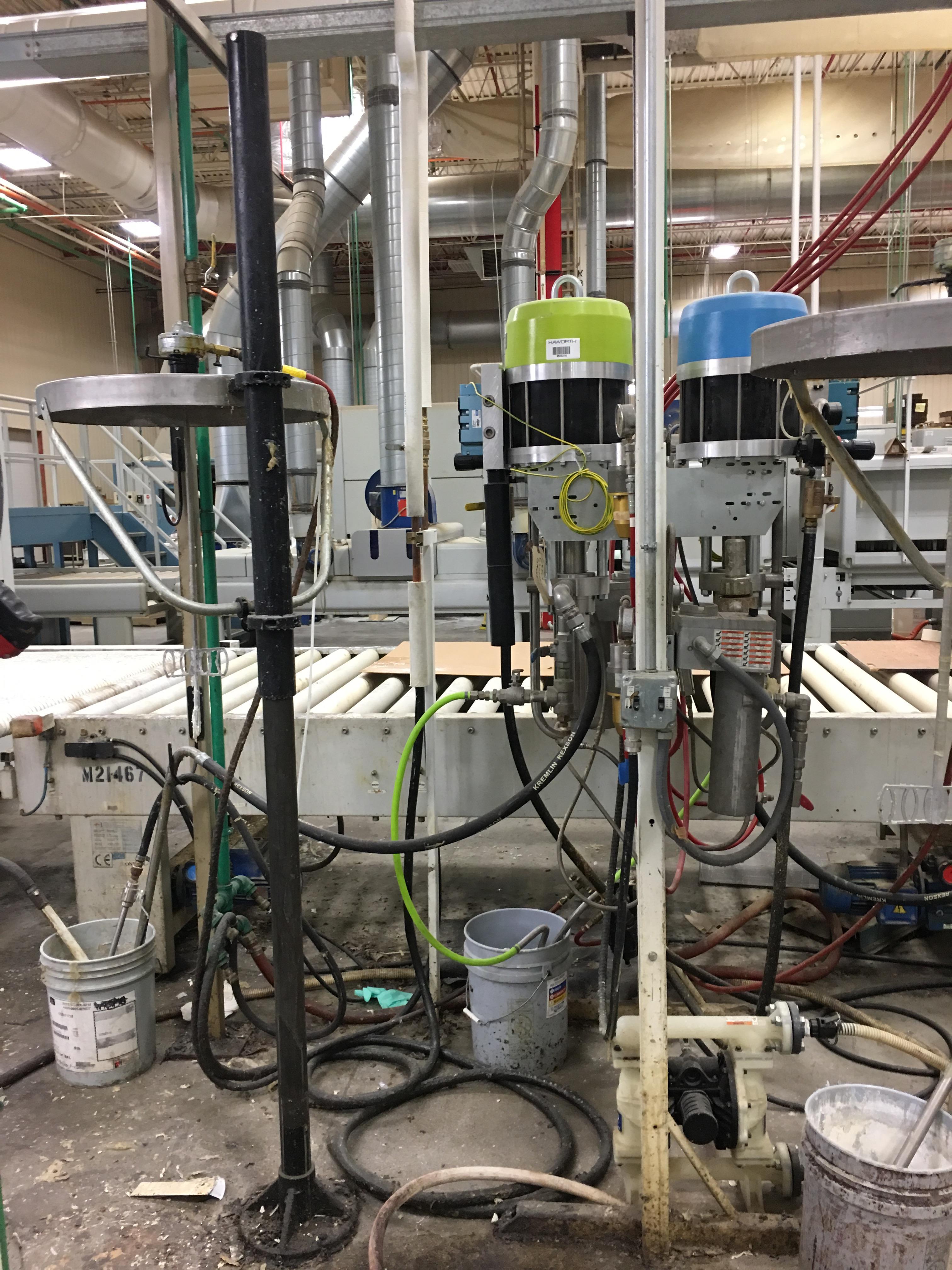 Lot of 3 Spray Pumps
