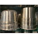 Stainless Steel Steam Table Inserts