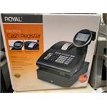 Royal Electronic Cash Register Model 1100ML