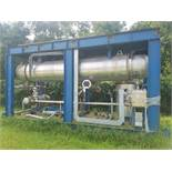 Heat Exchanger Skid / Heat Recovery Condenser, Stainless Steel, Shell Side 0.70 | Rig Fee: $2500