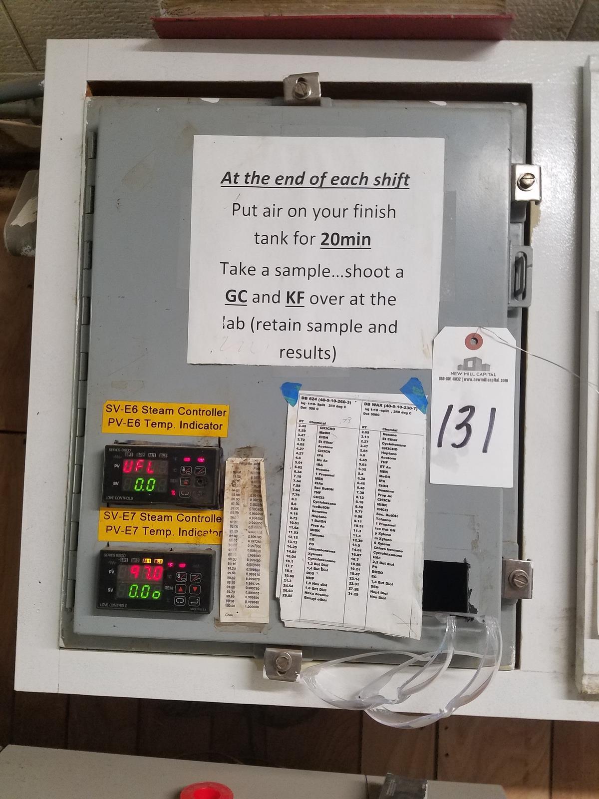 Lot 131 - Column Control Console | Rig Fee: $100