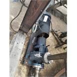 Centrifugal Pump Skid, W/ 10 HP Electric Motor | Rig Fee: $200