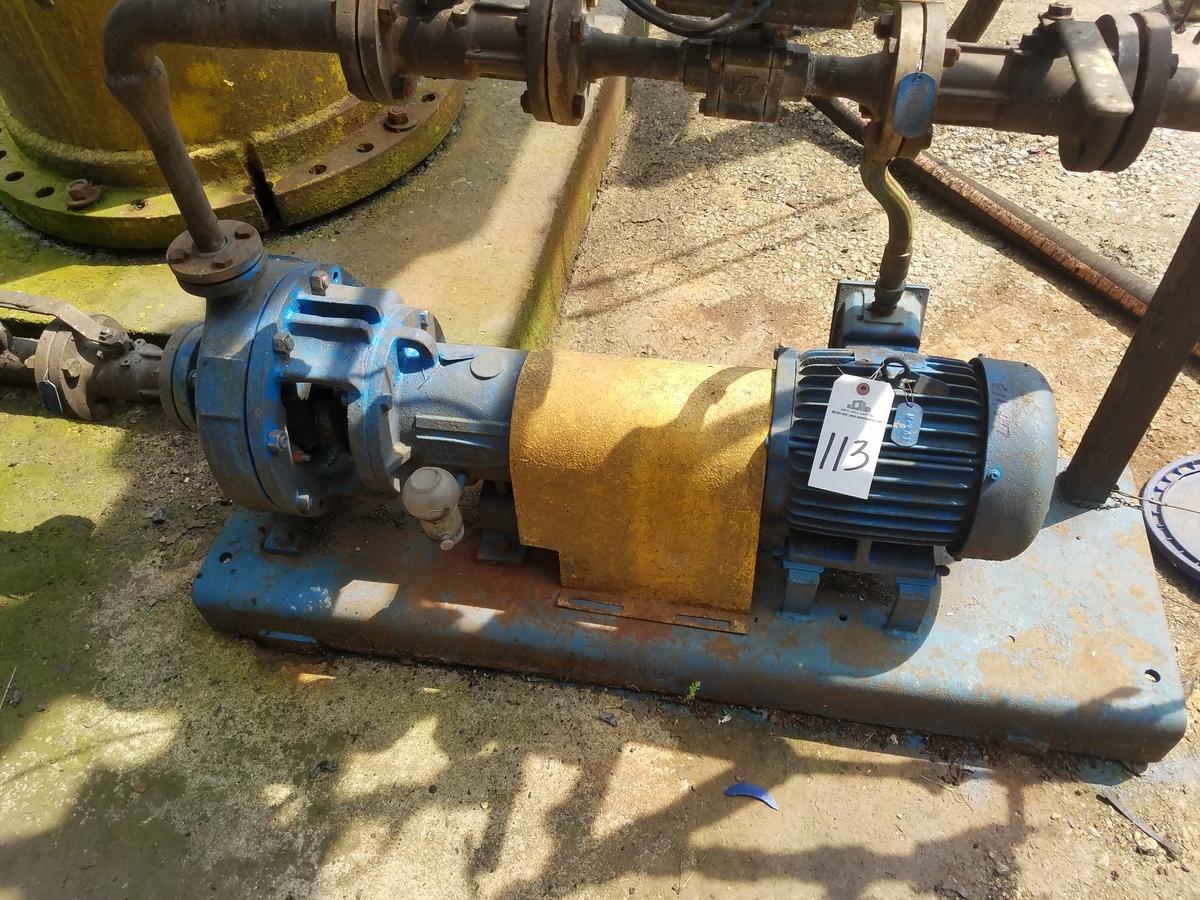 Centrifugal Pump Skid   Rig Fee: $200