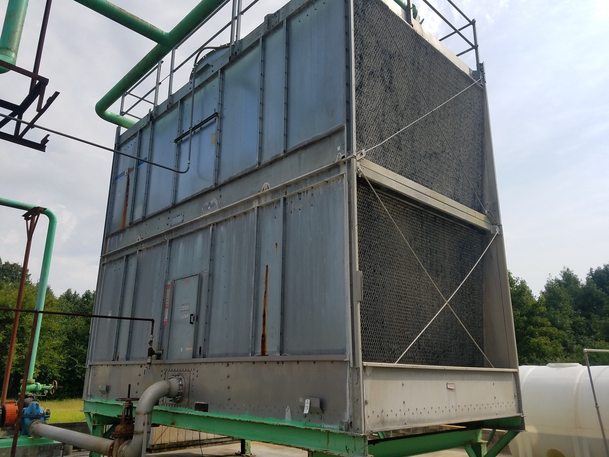 Marley NC Series Cooling Tower, S/N NC9253BS 174924-B2   Rig Fee: Contact Rigger - Image 2 of 3