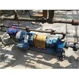 STX 1X1.5-6 Centrifugal Pump, W/ 10 HP Electric Motor | Rig Fee: $200