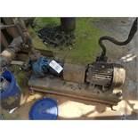 Goulds 1X1.5-6 Centrifugal Pump, W/ 10 HP Electric Motor | Rig Fee: $200