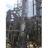 Distilation Column, (Ref. 800 Column) | Rig Fee: Contact Rigger