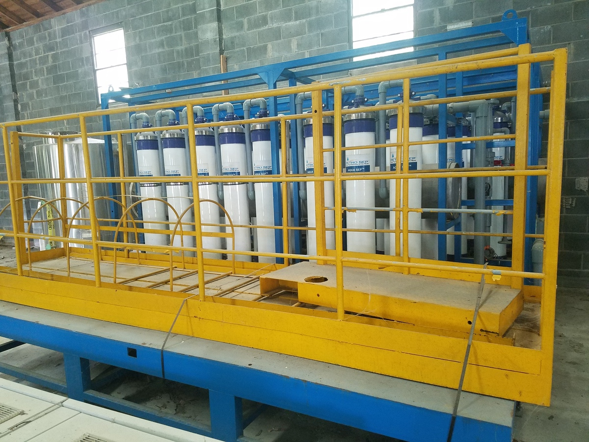 Petro Sep UF Membrane Filtration Skid System, Includes (2) SS Cartridge Filters, | Rig Fee: $1200 - Image 10 of 13