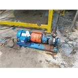 Goulds 1X1.5-6 Centrifugal Pump, W/ 5 HP Electric Motor | Rig Fee: $200