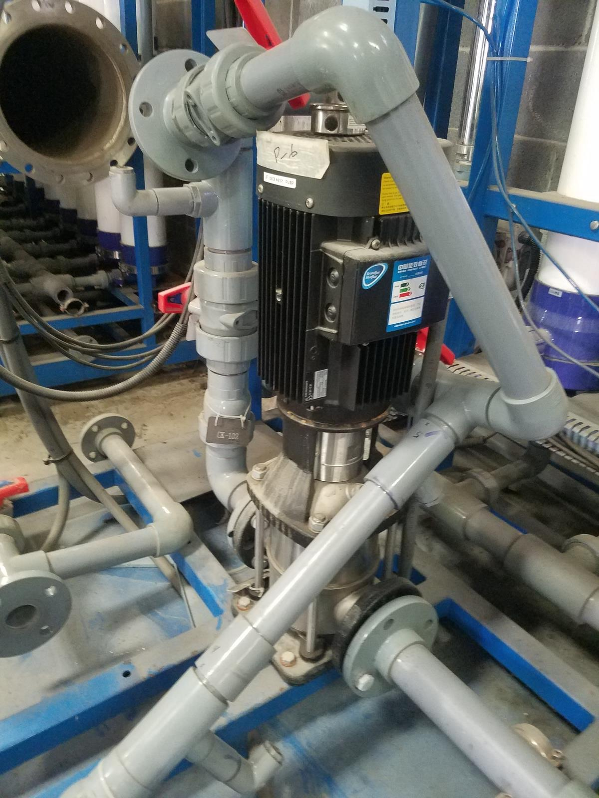 Petro Sep UF Membrane Filtration Skid System, Includes (2) SS Cartridge Filters, | Rig Fee: $1200 - Image 3 of 13