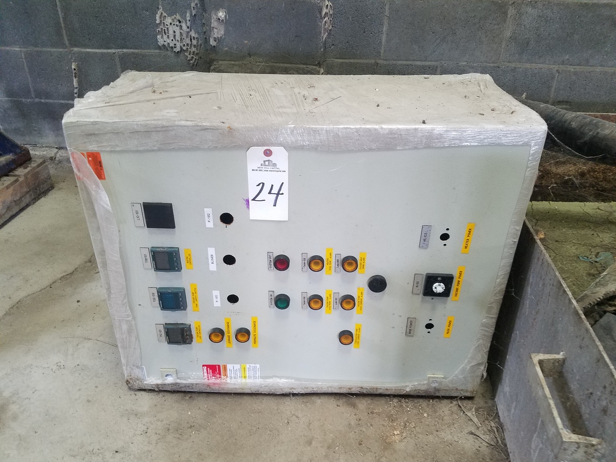 Control Panel | Rig Fee: $50