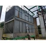 Marley NC Series Cooling Tower, S/N NC9253BS 174924-B2 | Rig Fee: Contact Rigger
