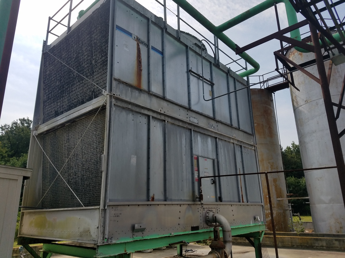 Marley NC Series Cooling Tower, S/N NC9253BS 174924-B2   Rig Fee: Contact Rigger