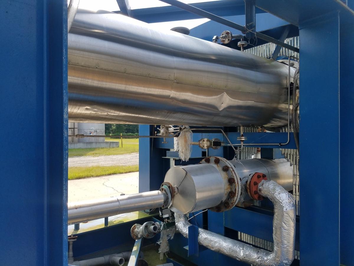 Heat Exchanger Skid   Rig Fee: $2500 - Image 7 of 8