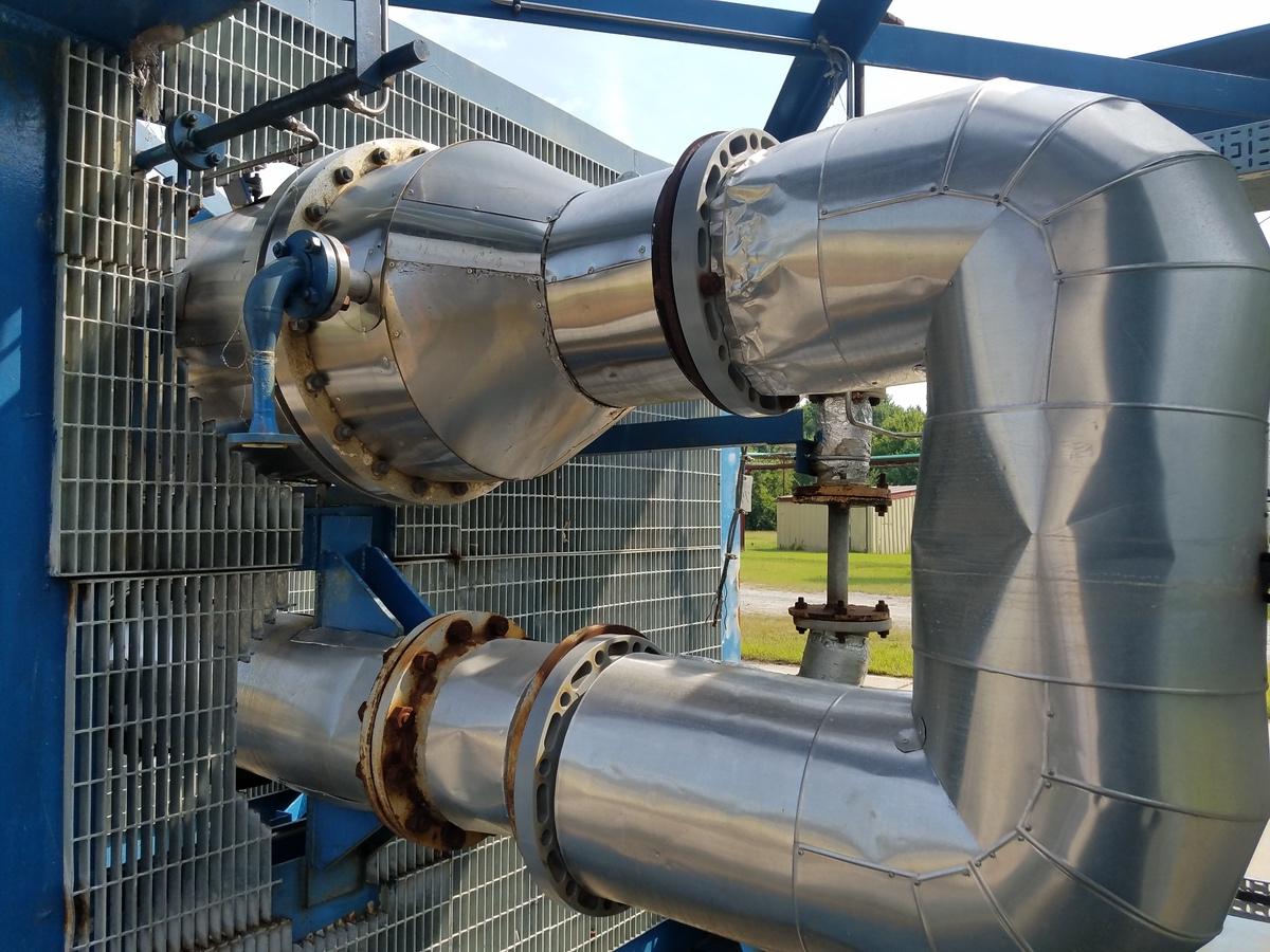 Heat Exchanger Skid   Rig Fee: $2500 - Image 8 of 8