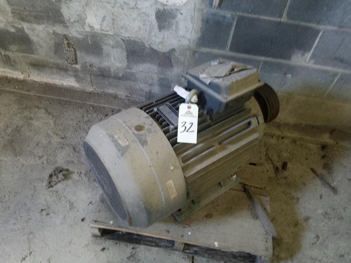 Shandong 45 KW Electric Motor | Rig Fee: $50