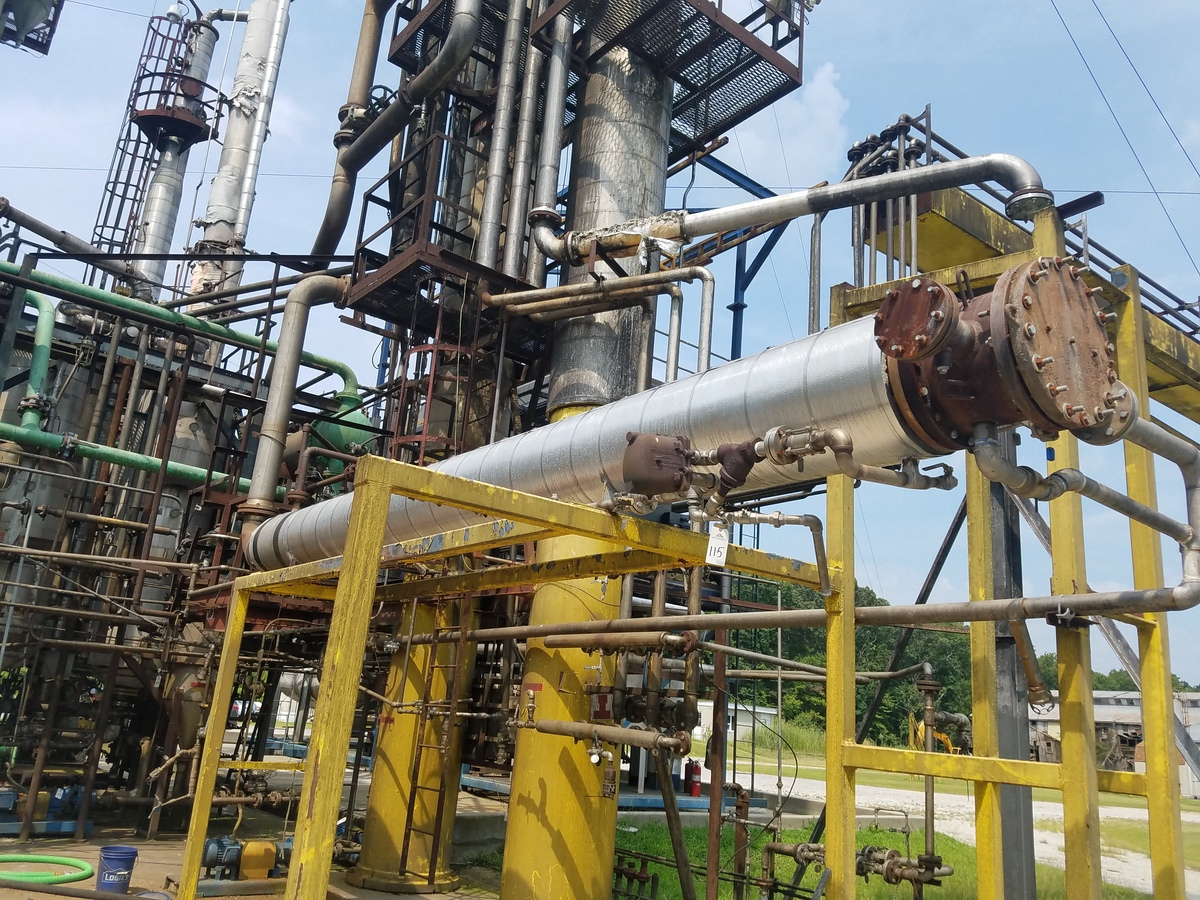 Heat Exchanger | Rig Fee: Contact Rigger