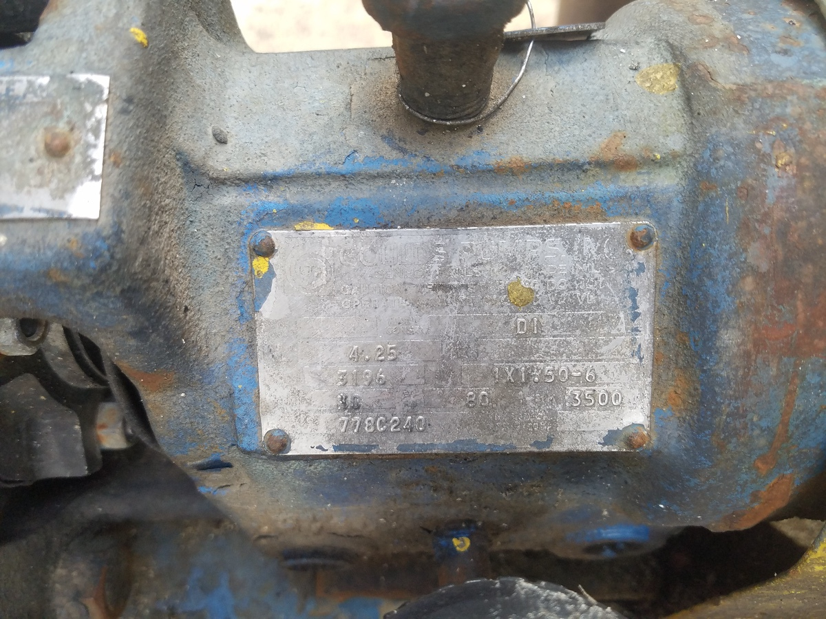 Goulds 1X1.5-6 Centrifugal Pump, W/ 10 HP Electric Motor   Rig Fee: $200 - Image 2 of 3
