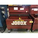 Jo box 653990R4 39'' x 18'' x 18'' Heavy-Duty Portable Tool Box