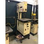 Jet VBS-1610 10' Vertical Band Saw