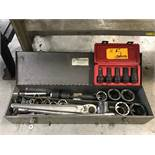 Armstrong Various Size Socket Wrench Set