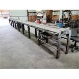 Heavy Duty Truss Steel Layout/Welding Table