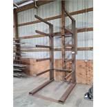 Heavy Duty Structural Steel Storage Rack