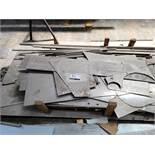 Lot Stainless Angle, Tube Bar and Sheet Stock