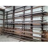 Rack w/ Steel Stock