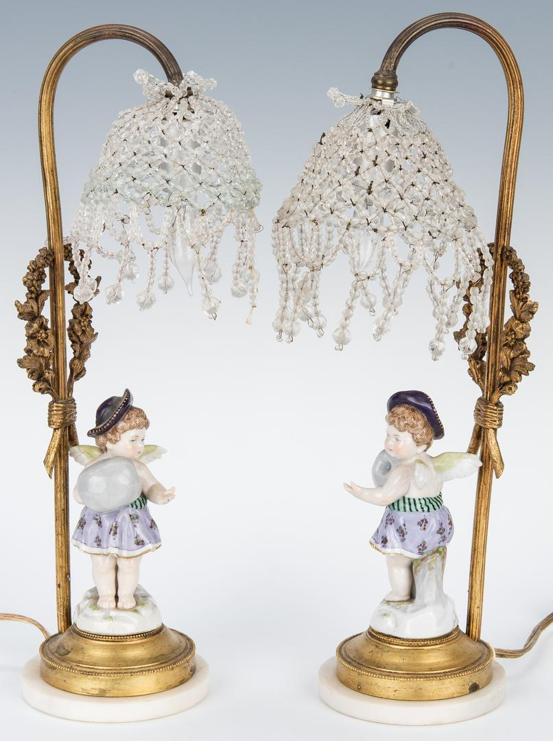 Group 5 Decorative Table Items & Baccarat Crystal - Image 13 of 25