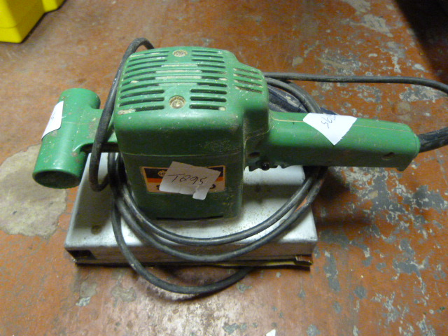 Lot 194 - Hitachi Sander